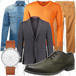 Business Look Herren