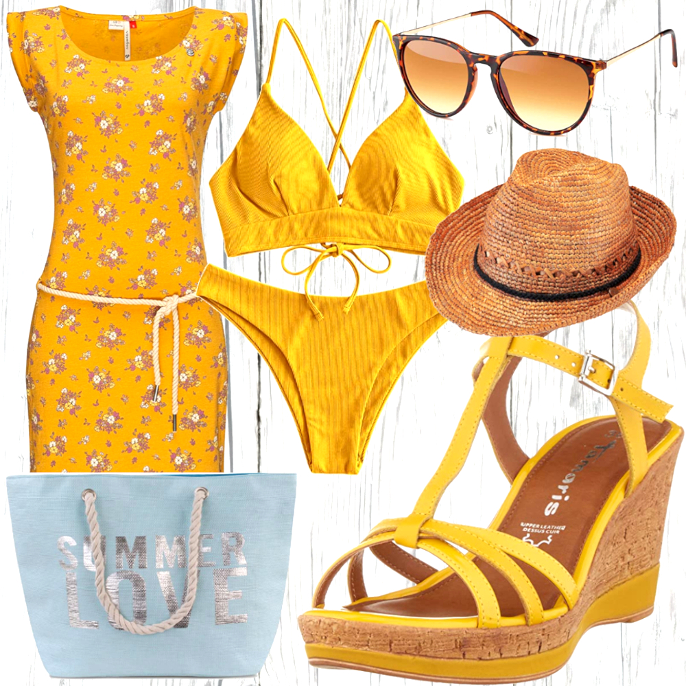 Sommer Outfit Damen