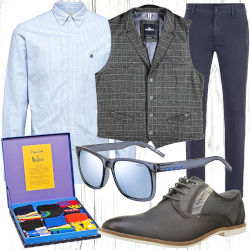 Herren Business Outfit
