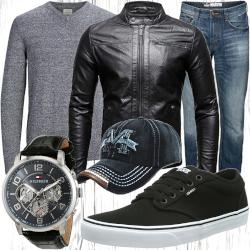 Jeans Look Herren