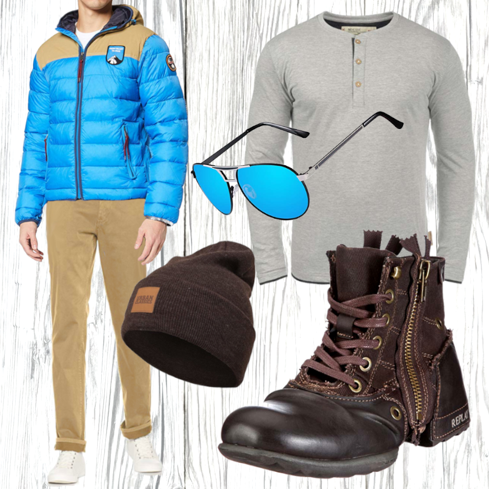 Casual Herren Outfit