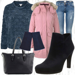 Herbst Look Damen