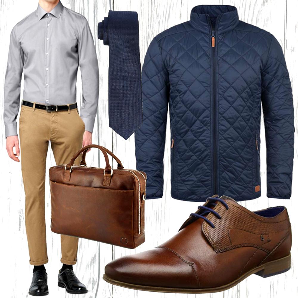 Herren Büro Outfit