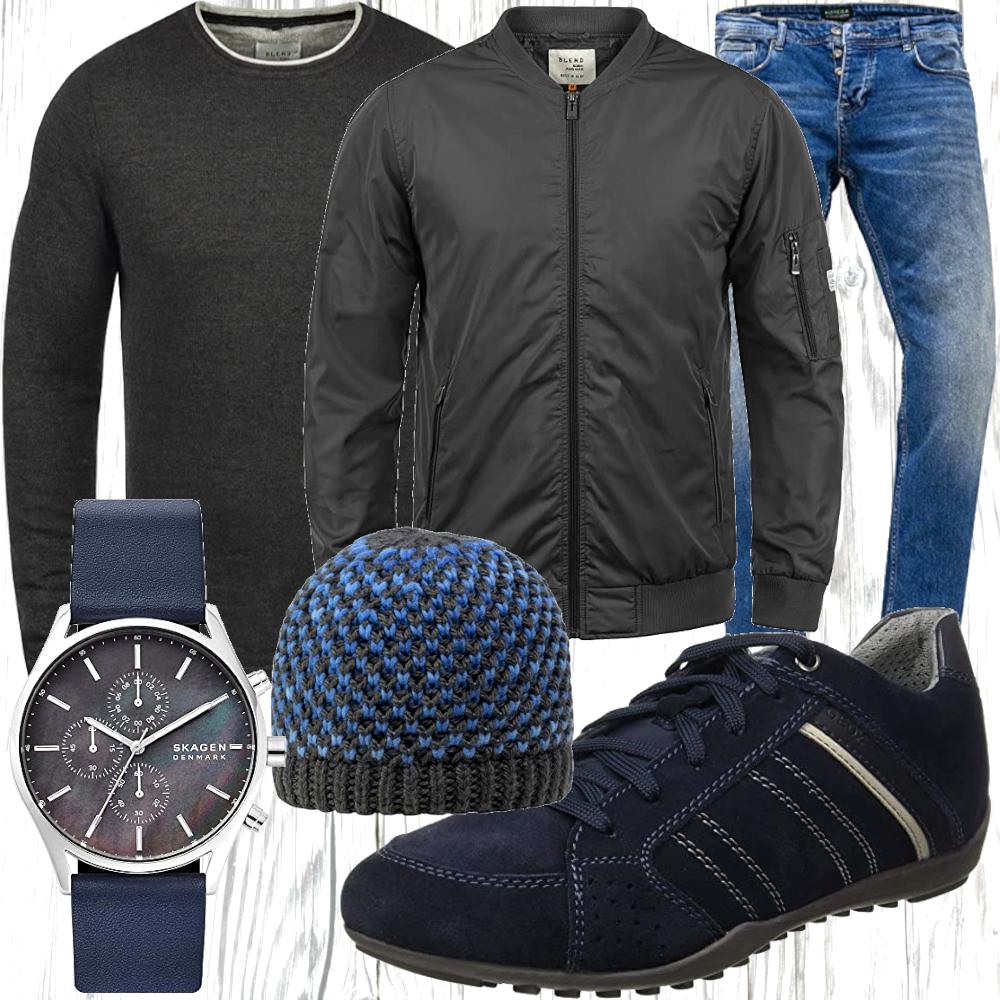 Herren Outdoor Outfit