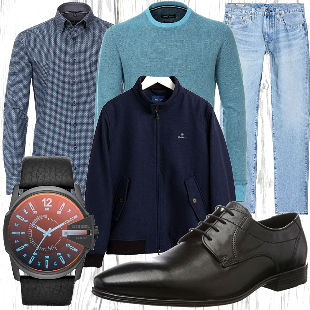 Festtags Outfit