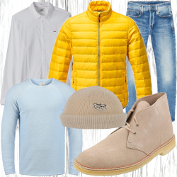 Casual Freizeit Look