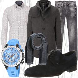 Winter Mantel