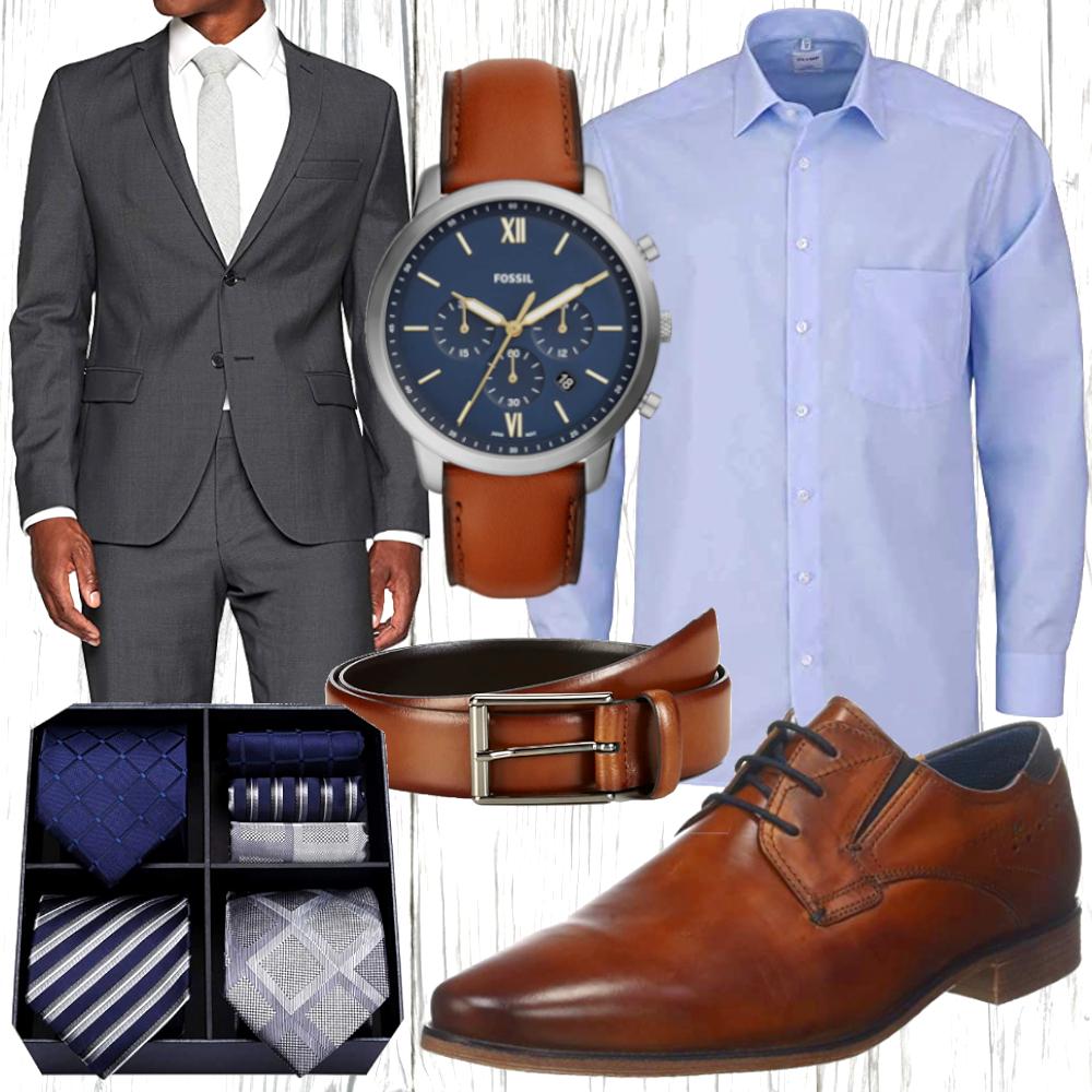 Herren Business Look