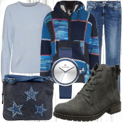Damen Casual Outfit