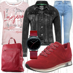 Damen Basic Look