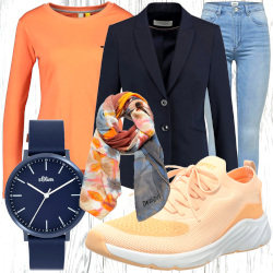 Damen Business Look