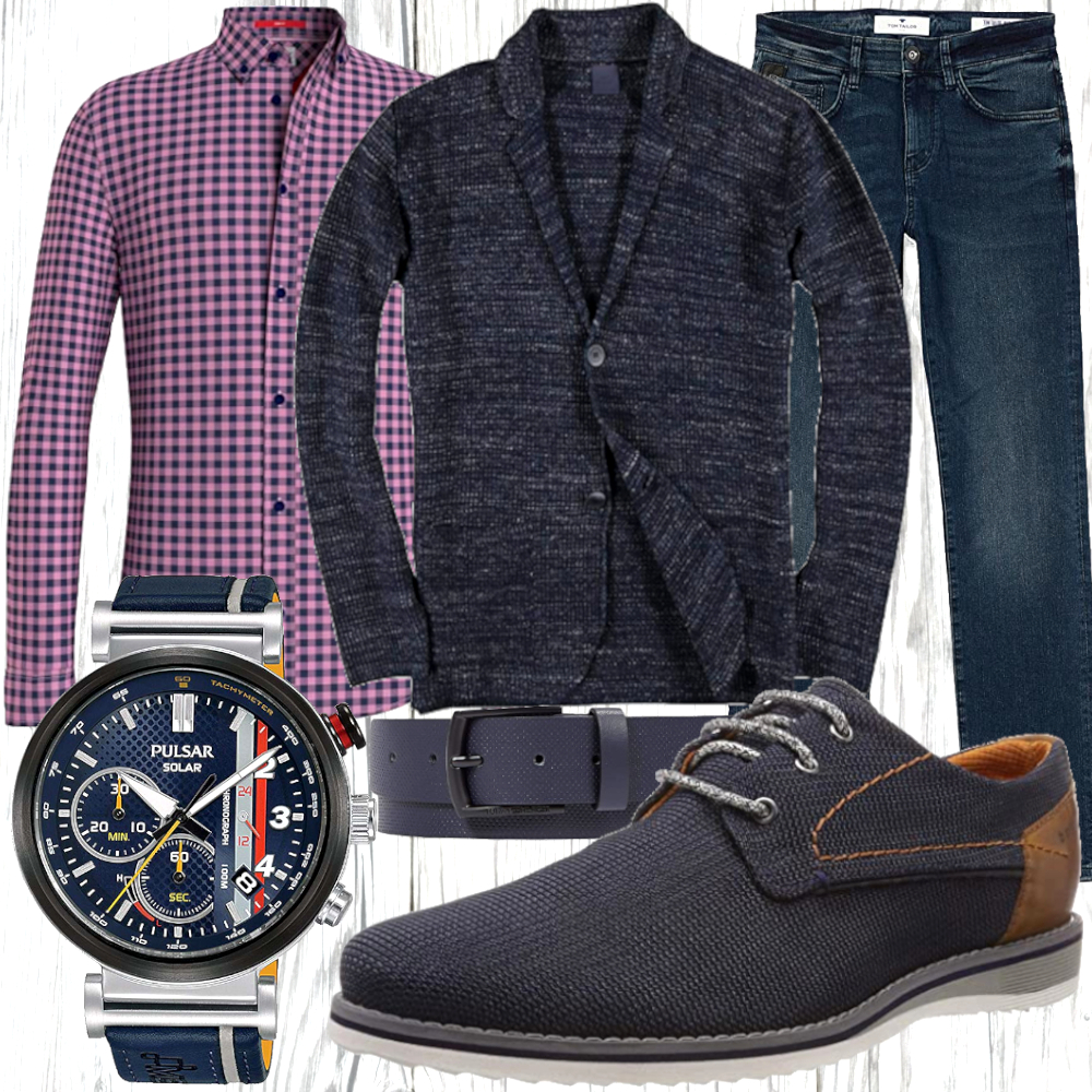Casual Friday Style