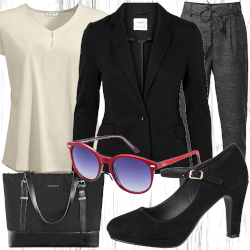 Damen Business Style