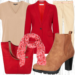 Damen Business Outfit