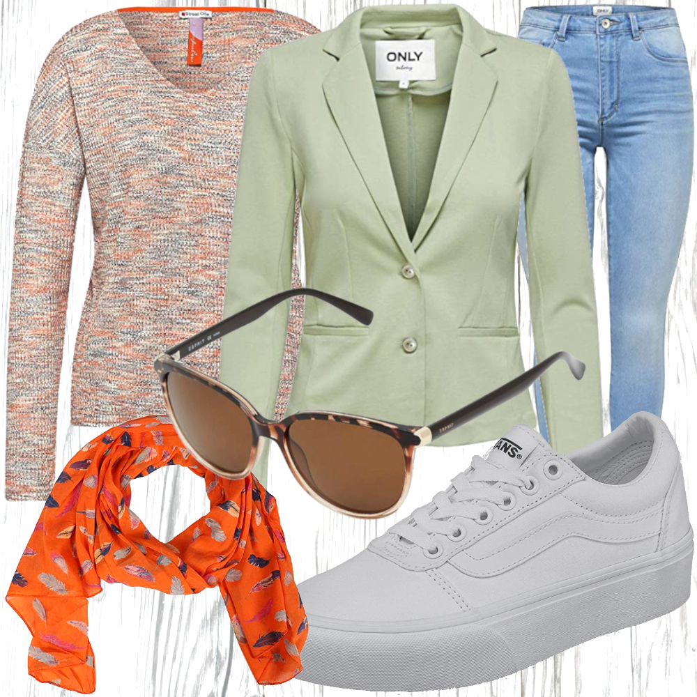 Casual Business Style