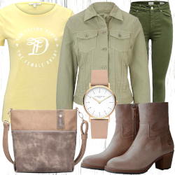 Freizeit Look Damen