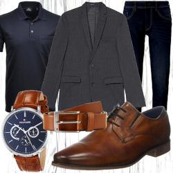 Herren Business Style