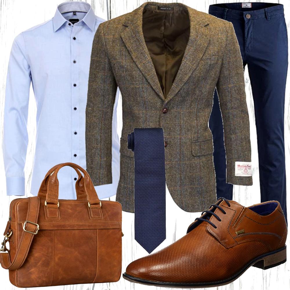 Business Look Männer