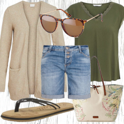 Damen Sommer Outfit