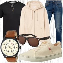 Herren Casual Outfit