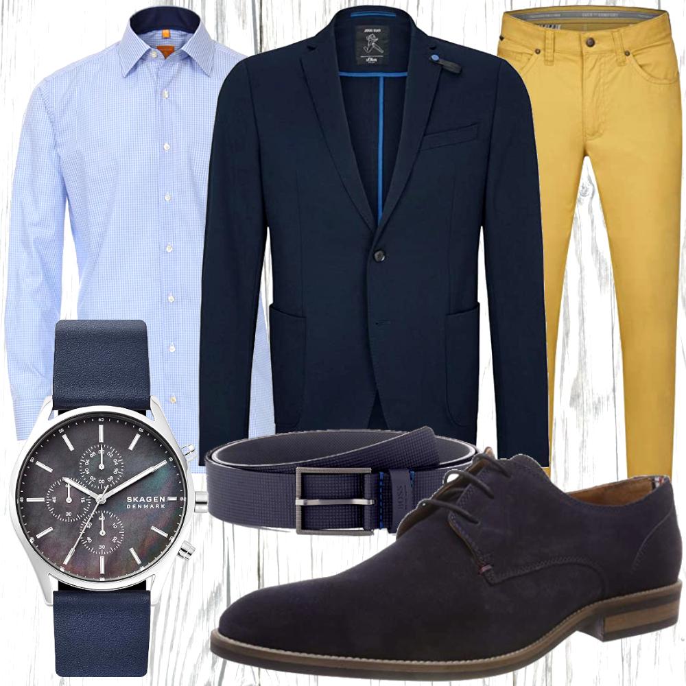 Business Outfit Herren