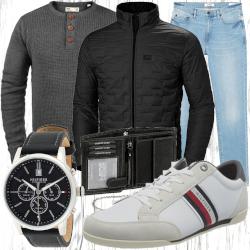 Casual Basic Look