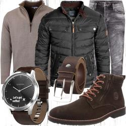 Herren Basic Outfit